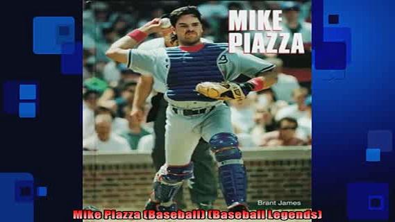 Mike Piazza Baseball Baseball Legends