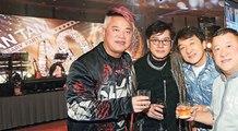 譚詠麟出道40周年 被志偉嗌退休 (2015.01.01)    MING PAO CANADA   MING PAO TORONTO