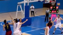 FCB Basket: FC Barcelona Lassa B, highlights season 2015/16