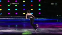 IAS 2009  Queen YUNA  KIM - Don't stop the music by davici (Figure Skating YUNA KIM ICE SHOW)