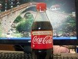 Aus dem Alltag einer Cola-Flasche