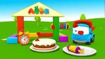 Leo Junior - Doğum günü partisi - Bir pasta yapalım - Türkçe izle