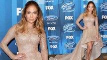 Jennifer Lopez American Idol Finale