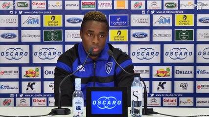 Toulouse-Bastia : Conf. d'avant-match de F. Kamano