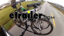 Review of the Thule Doubletrack Hitch Bike Rack on a 2014 Chevrolet Sonic - etrailer.com