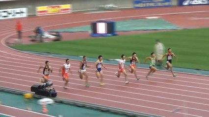 2015日本選手権 男子100m予選~決勝