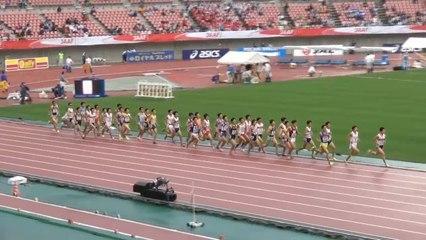 2015日本選手権 男子5000m決勝