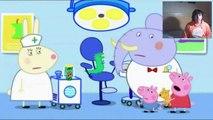 Peppa Pig prueba el BACON //Joder, joder... que trauma!!!