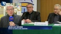 """L'évêque du Havre: """"Nous ne sommes plus dans une église qui interdit ou autorise"""""""