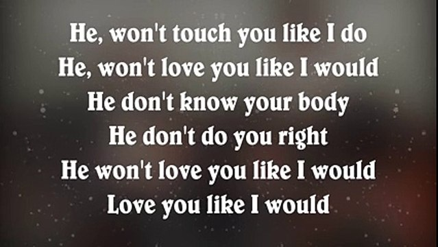 ZAYN MALIK - LIKE I WOULD (Music Lyrics)