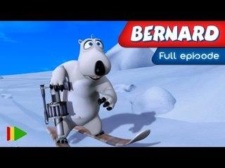 Bernard Bear - 31 - At the North Pole