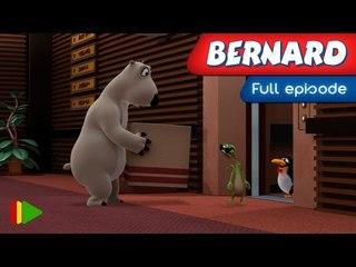 Bernard Bear - 68 - The elevator