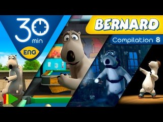 Bernard Bear  | Collection 08 | 30 minutes