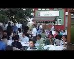 Tunceli'de Cem Evinde İftar Yemeği TUNCELİ DERSİM