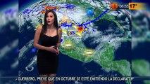 Susana Almeida Pronostico del Tiempo 8 de Abril de 2016