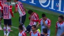 Gol de Javier López, 'La Chofis'   Chivas 4 - 0 Pumas   Televisa Deportes