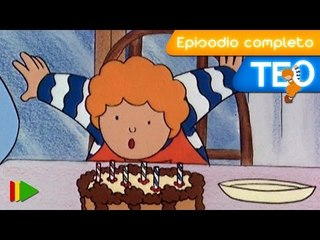 TEO (Español) - 20 - El cumpleaños de Teo