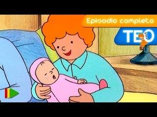 TEO (Español) - 08 - Teo cuida a su hermanita