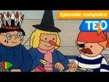 TEO (Español) - 09 - Teo se disfraza