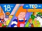 TEO | Colección 01 (Teo y los juegos) | Episodios completos para niños | 18 minutos