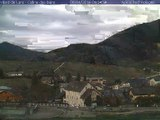 Timelapse Webcam Villard de lans - 08/04/2016 - Colline des Bains