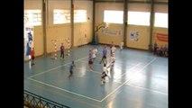 Balonmano Montequinto 1ª Nacional - 1ª jornada 11 noviembre 2013
