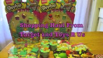Shopping haul~Target and Toys R Us