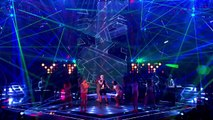 Years and Years perform 'Desire' The Live Quarter Finals - The Voice UK 2016 - The Voice UK 2016 - BBC One - new song