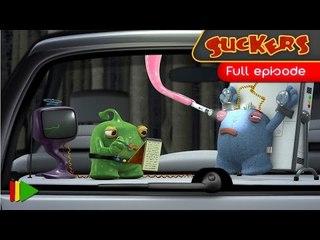Suckers  - 35 - Alien abduction