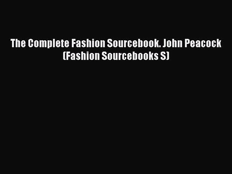 Fashion Sourcebooks 1970s