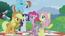 """Mlp google translate sings: """"Big brother best friend forever"""" 