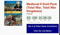 Medieval II Gold Pack (Total War, Total War Kingdoms) PC Countup