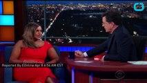 Mindy Kaling Calls Stephen Colbert Unprofessional