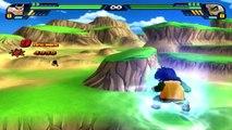 Goku and Chichi Milk Fusion   Kid Gohan vs Raditz DBZ Budokai Tenkaichi 3 MOD