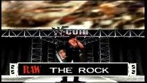 WWF Wrestlemania 2000 - WWF Wrestlemania 2000 Mark Henry vs The Rock - 2016-03-04 23-07-28