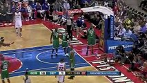 2010-11 Boston Celtics VS Detroit Pistons (Rondo, 17 Assists)