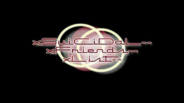 xSuiCiDaL-- Friends LiST