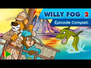 Willy Fog 2 - 21 - L'excursion sous-marine