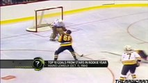 TSN - Top 10 Goals From NHL Stars In Their Rookie Year
