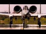 Fairchild Republic A-10 Thunderbolt - An Aircraft built around a Gatling Cannon