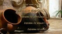 VASO RACHADO SEM FLORES  (esposo sem a esposa sem os filhos)  Poema e Poesia de Amor by Jmal