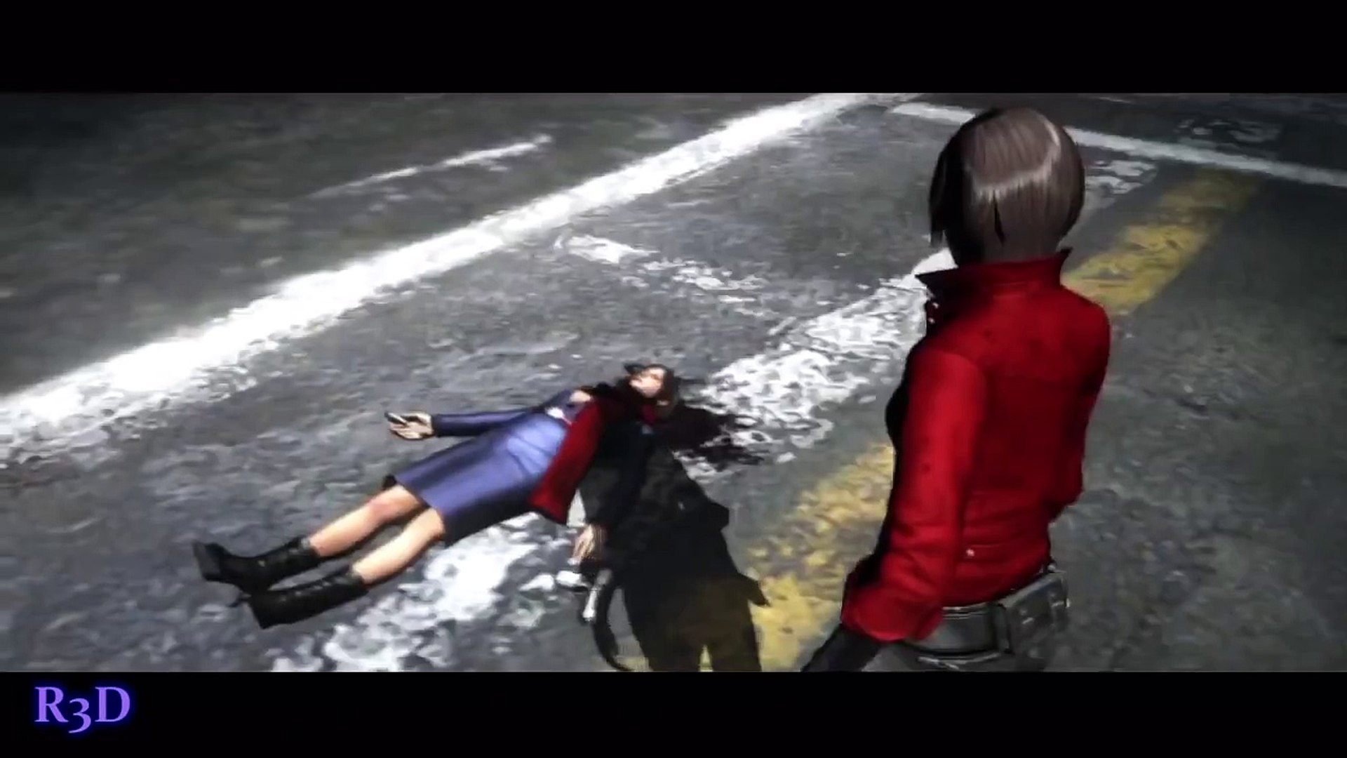 Resident Evil 6 Walkthrough Ada Wong Vs Fake Ada Wong Carla Boss Fight Video Dailymotion