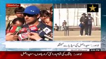 Saeed Ajmal Indian worldcup Ad