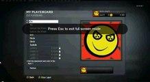 Call of Duty: Black Ops. Emblem edit - Smiley. WaVe-snipZz