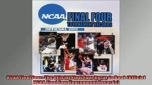 EBOOK ONLINE  NCAA Final Four The Official Final Four Records Book Official NCAA Final Four Tournament  FREE BOOOK ONLINE