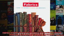 Read  Fabrics A Guide for Interior Designers and Architects Norton Professional Books for  Full EBook