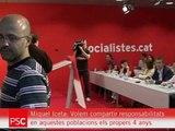 """Miquel Iceta: """"Oferim formar governs conjunts PSC-CiU a Vic"""
