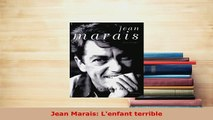 PDF  Jean Marais Lenfant terrible Download Full Ebook