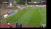 Tomas Esteban Correa Miranda Goal - AC Wolfsberger 0 - 1- Rapid Vienna - 09-04-2016