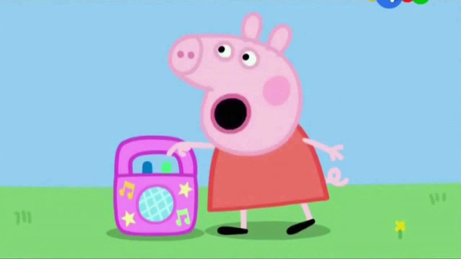 Peppa Pig Make A Move Skrillex Remix